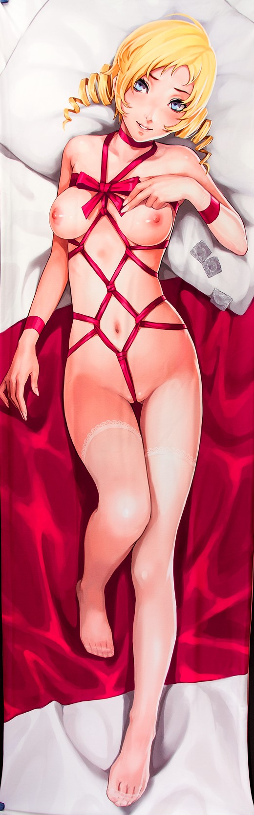 Catherine dakimakura - full view