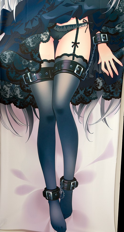 Lucrezia from Carnelian Dakimakura Review