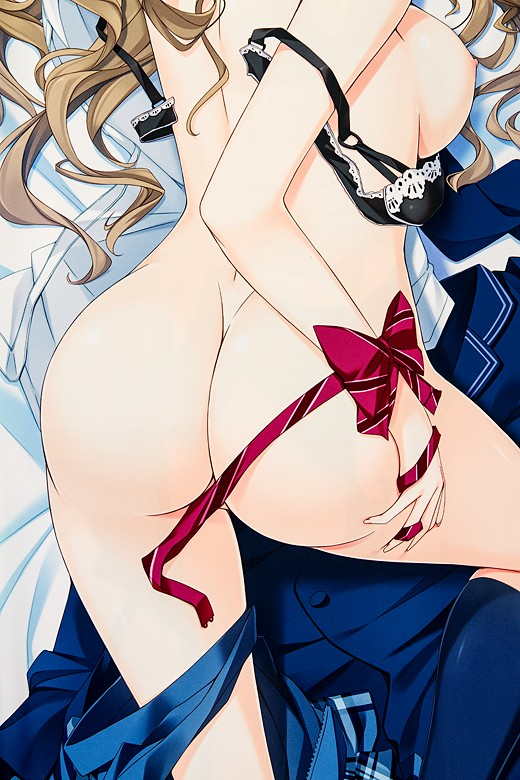 Misaki Haruhino from Hotch Kiss Dakimakura Review