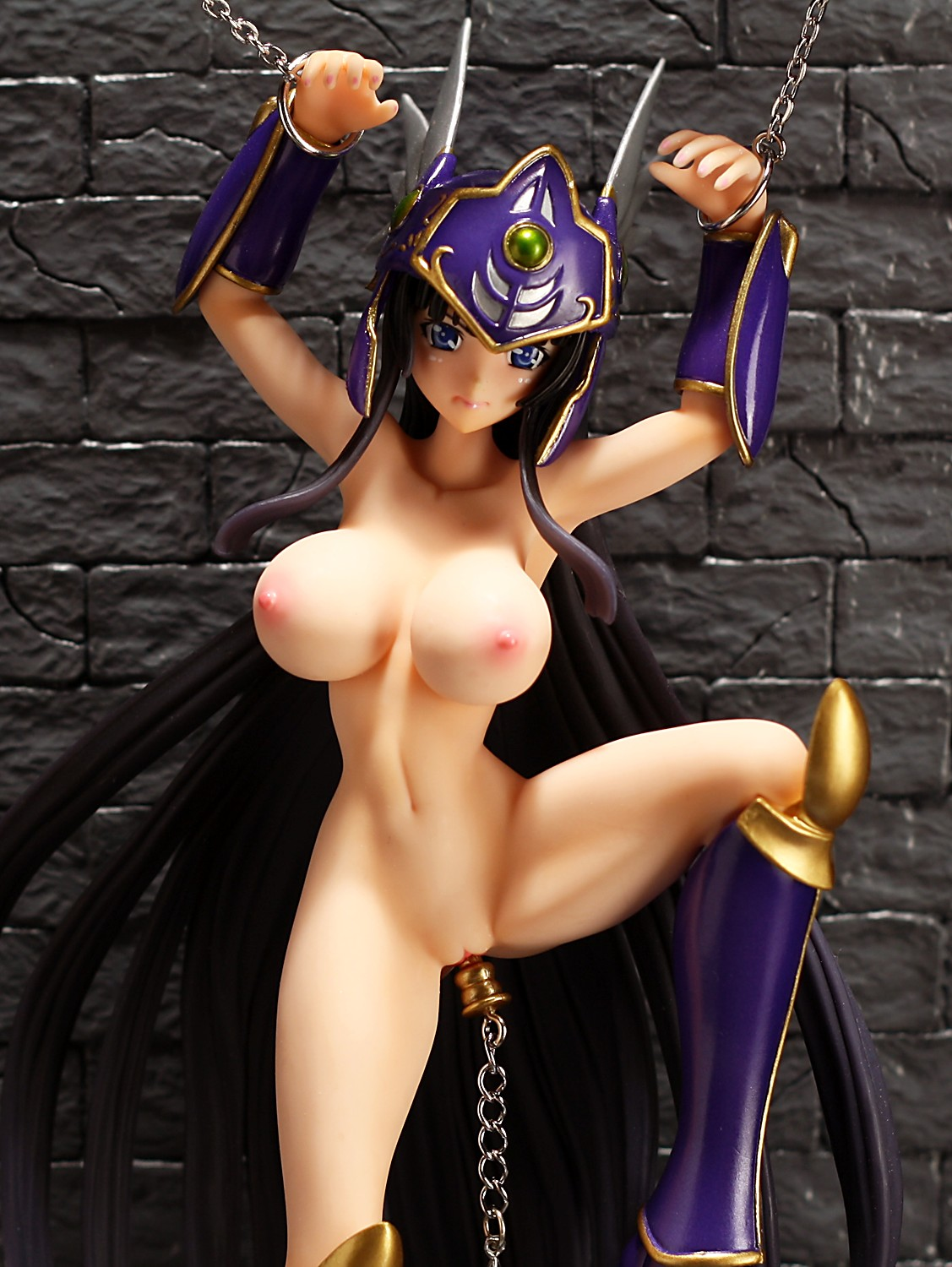 adult hentai figurines - Giga Pulse Aaliyah from Ikusa Otome Valkyrie 2 Review