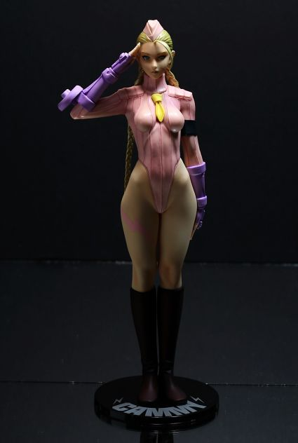 Yamato Cammy from Street Fighter Alpha Review