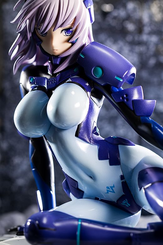Cryska Barchenowa figure from Muv-Luv Alternative Total Eclipse