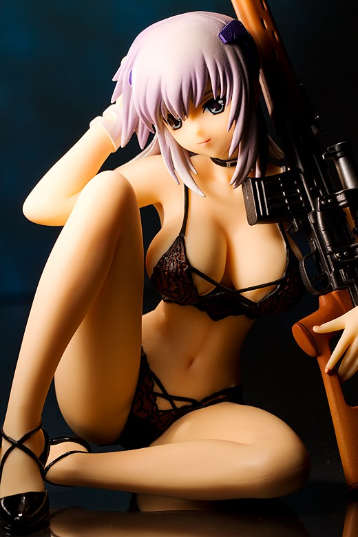 Cryska Barchenowa from Muv-Luv Alternative Total Eclipse Figure Review