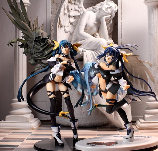 Kotobukiya and Alter's Dizzy figures