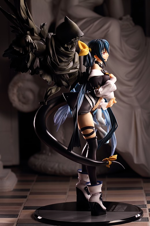 Dizzy from Guilty Gear Figure Review