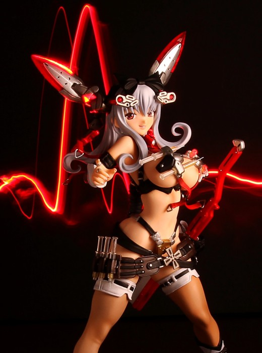 Hyper Nurse Victory Yuno from Keumaya Figure Review