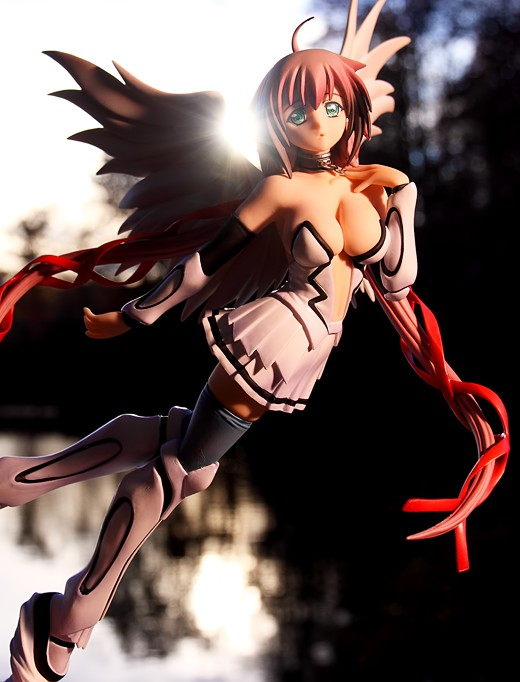 Grands Ikaros from Sora no Otoshimono Figure Review