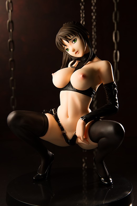 Imari Kurumi from Bible Black Figure Review