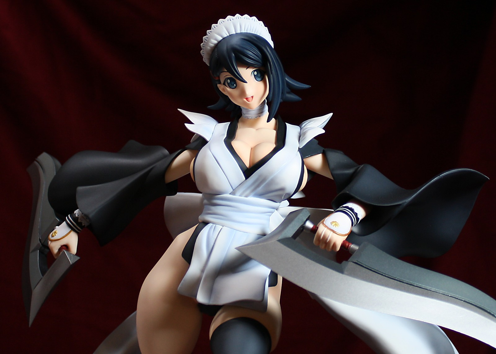 Good Smile Company Iroha from Samurai Shodown Review