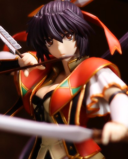 Kotobukiya Isoroku Yamamoto from Sengoku Rance Review
