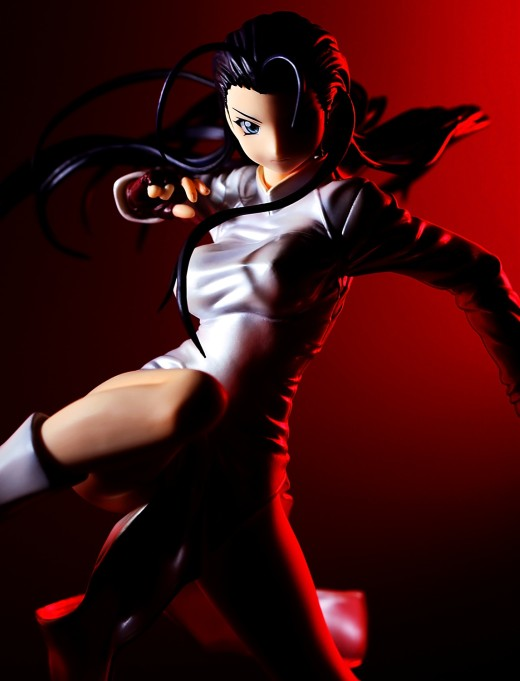 Alter Kakouen Myousai from Ikki Tousen Figure Review