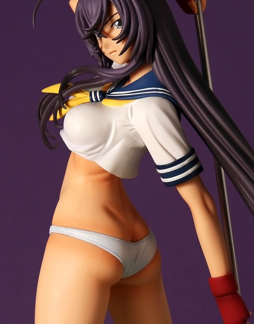 Alter Kanu Unchou from Ikki Tousen Figure Review