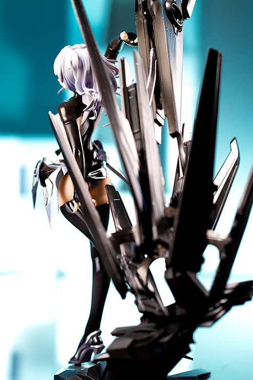 Lacia from BEATLESS Figure Review