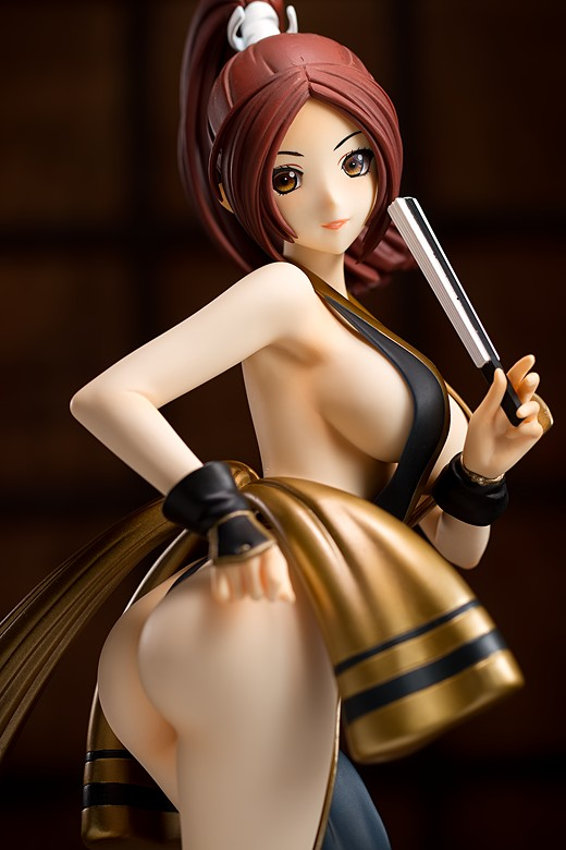 Mai Shiranui from King of Fighters XIII