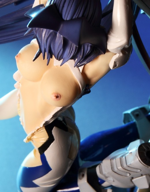 Volks Meiya Mitsurugi from Muv-Luv Alternative Figure Review
