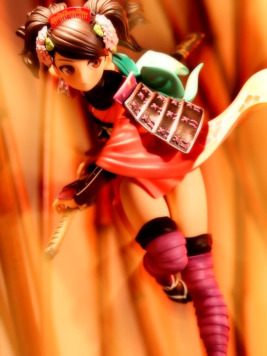 Alter Momohime from Muramasa: The Demon Blade Review