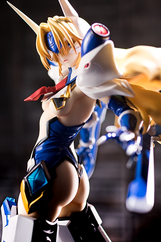 Mu-12 from BlazBlue Alter Memory