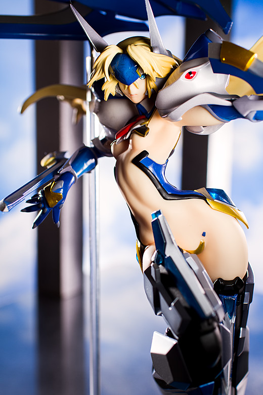 Mu-12 figure by FREEing