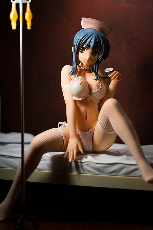 Nurse Miyuu from the Daydream Collection Figure Review