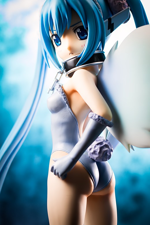 Nymph figure from Sora no Otoshimono