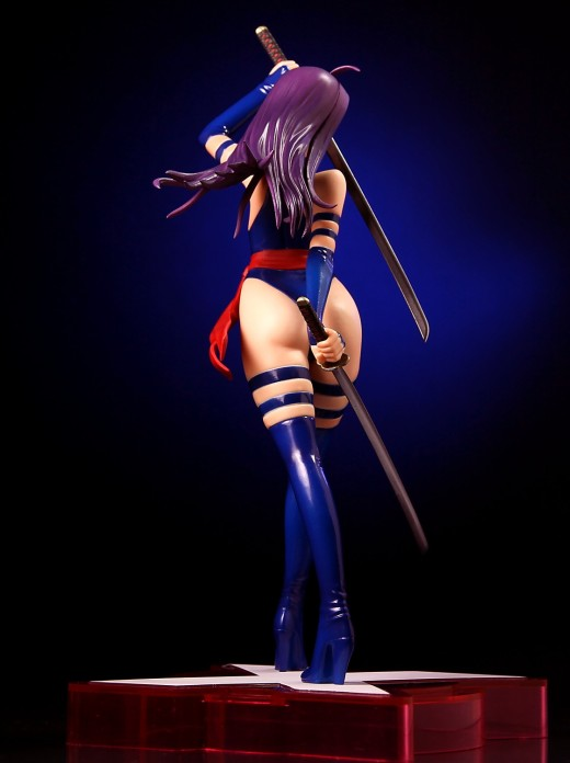 Kotobukiya Psylocke from The Uncanny X-Men Figure Review