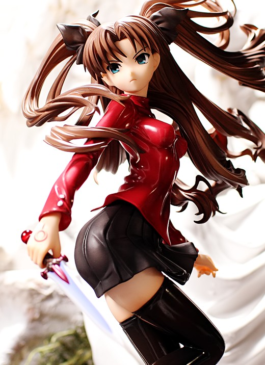 Rin Tohsaka from Fate/stay night Figure