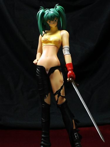 Griffon Ryofu Housen from Ikki Tousen Review