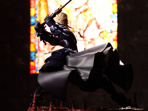 Saber Alter from Fate/stay Night Figure Review