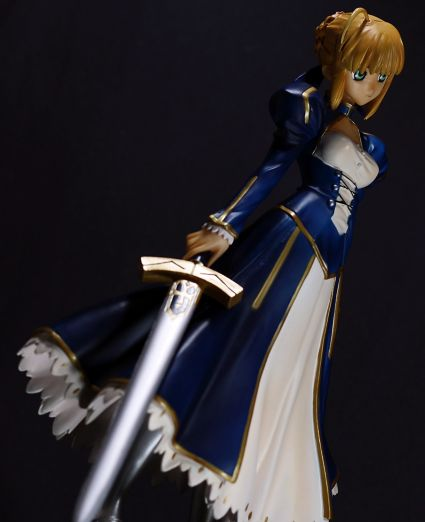 Clayz Saber from Fate Stay Night Review