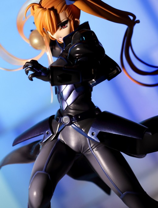 Alter Vivio Takamichi from Magical Girl Lyrical Nanoha StrikerS Review
