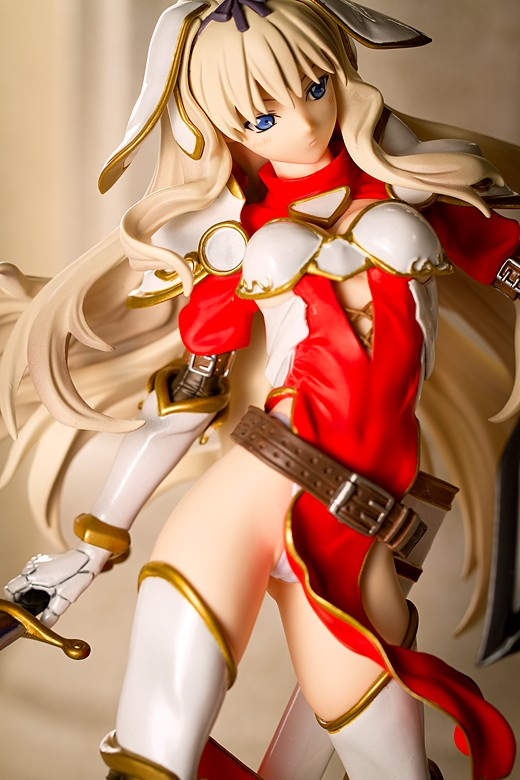 Volks Sasara Kusugawa Paladin Figure Review