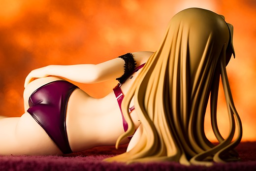 Satellizer el Bridget from Freezing Figure Review
