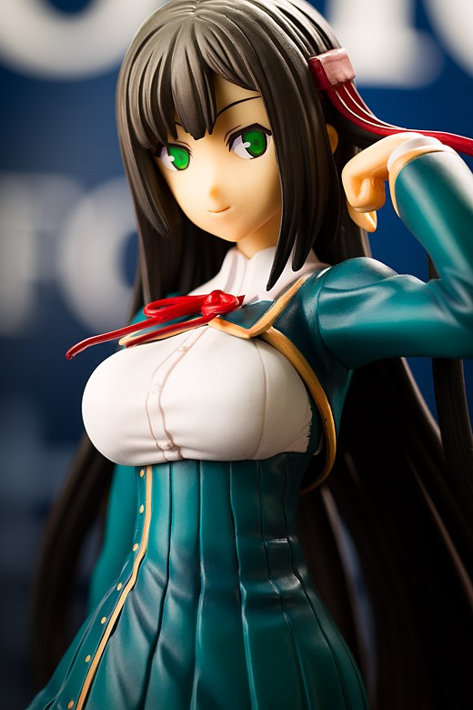 Satsuki Shinonome from Love, Election & Chocolate Figure Review