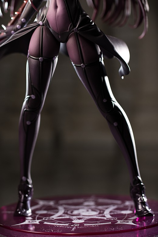 Scathach figure
