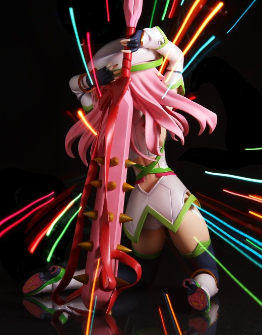 Orchid Seed Seira Orgel from Chaos;HEAd Figure Review