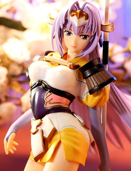 FREEing Senhime from Sengoku Rance Figure Review