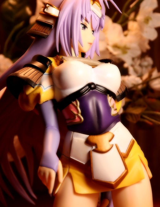 FREEing<br /> Senhime from Sengoku Rance Figure Review
