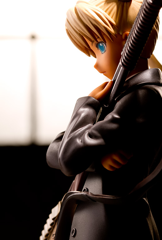 Triela from Gunslinger Girl Figure Review