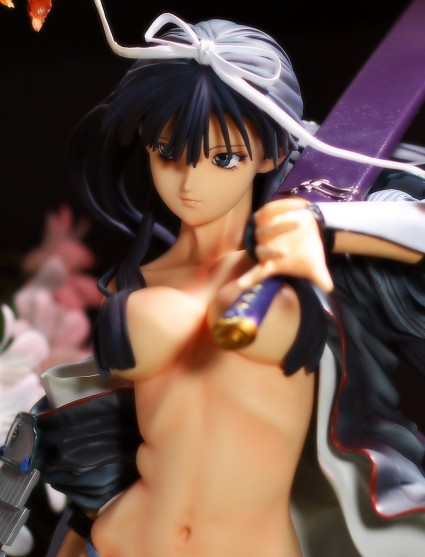 Volks A-Brand Uesugi Kenshin from Sengoku Rance Review
