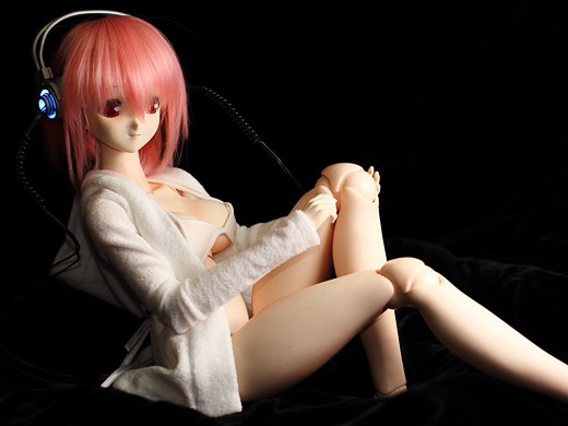 vmf50 Sonico Doll Review