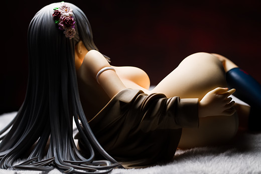 COMIC X-EROS Cover Girl Figure