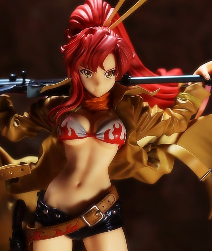 Alter Yoko Ritona from Tengen Toppa Gurren Lagann Review
