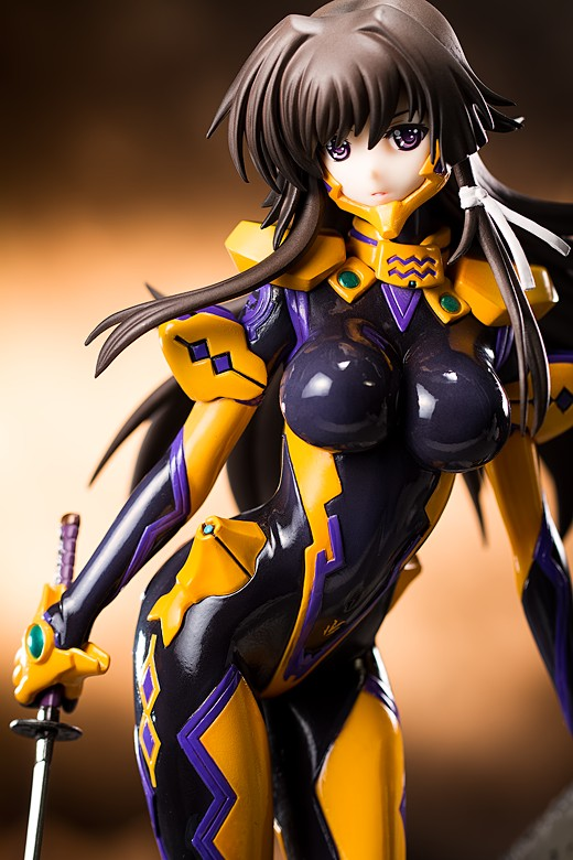 Yui Takamura from Muv-Luv Alternative Total Eclipse