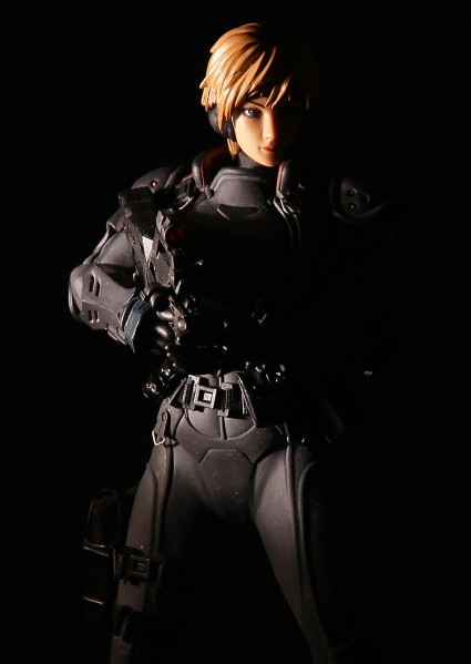 Deunan Knute by Hot Toys