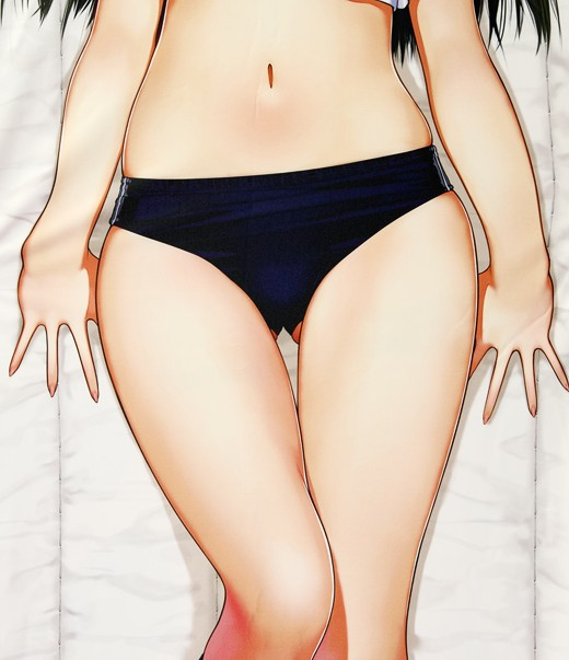 Hinata Harigaya Dakimakura