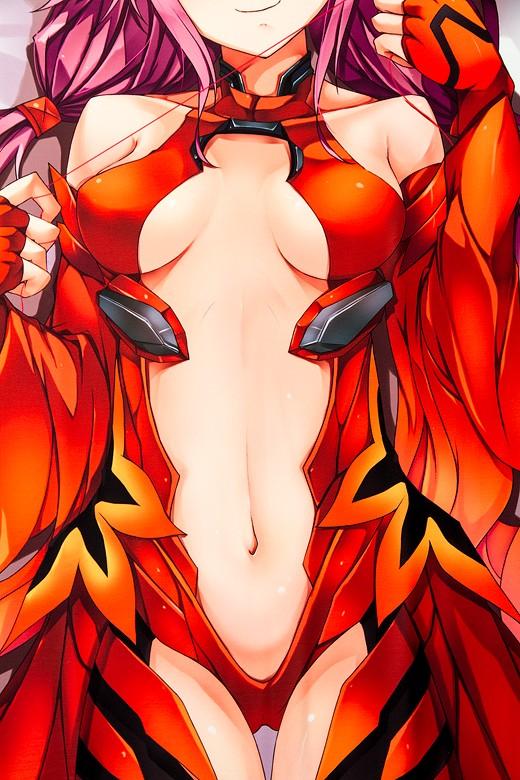 Inori Yuzuriha torso