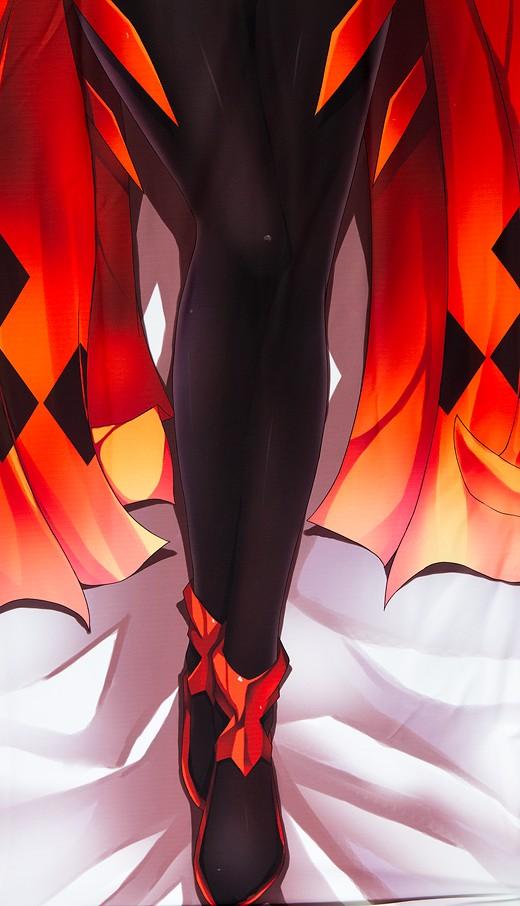 Inori Yuzuriha legs