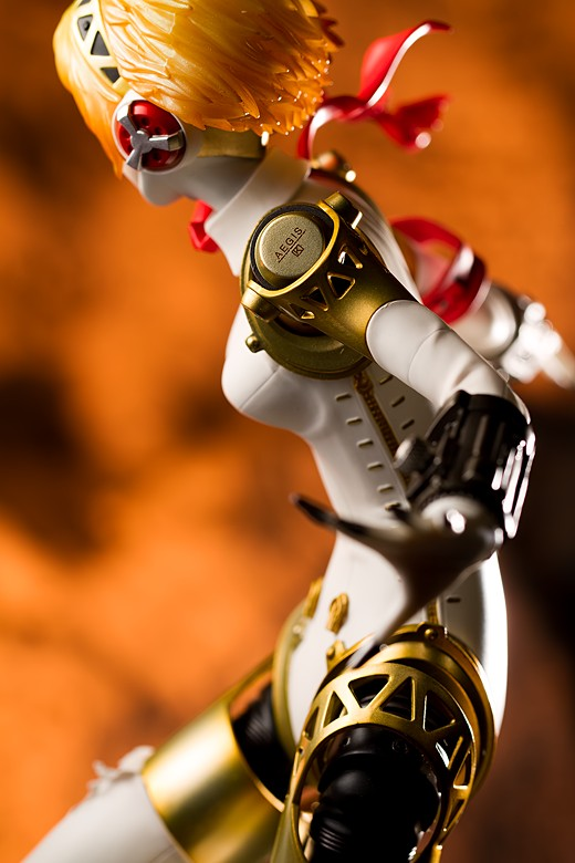 Aegis from Persona 3 Figure Review