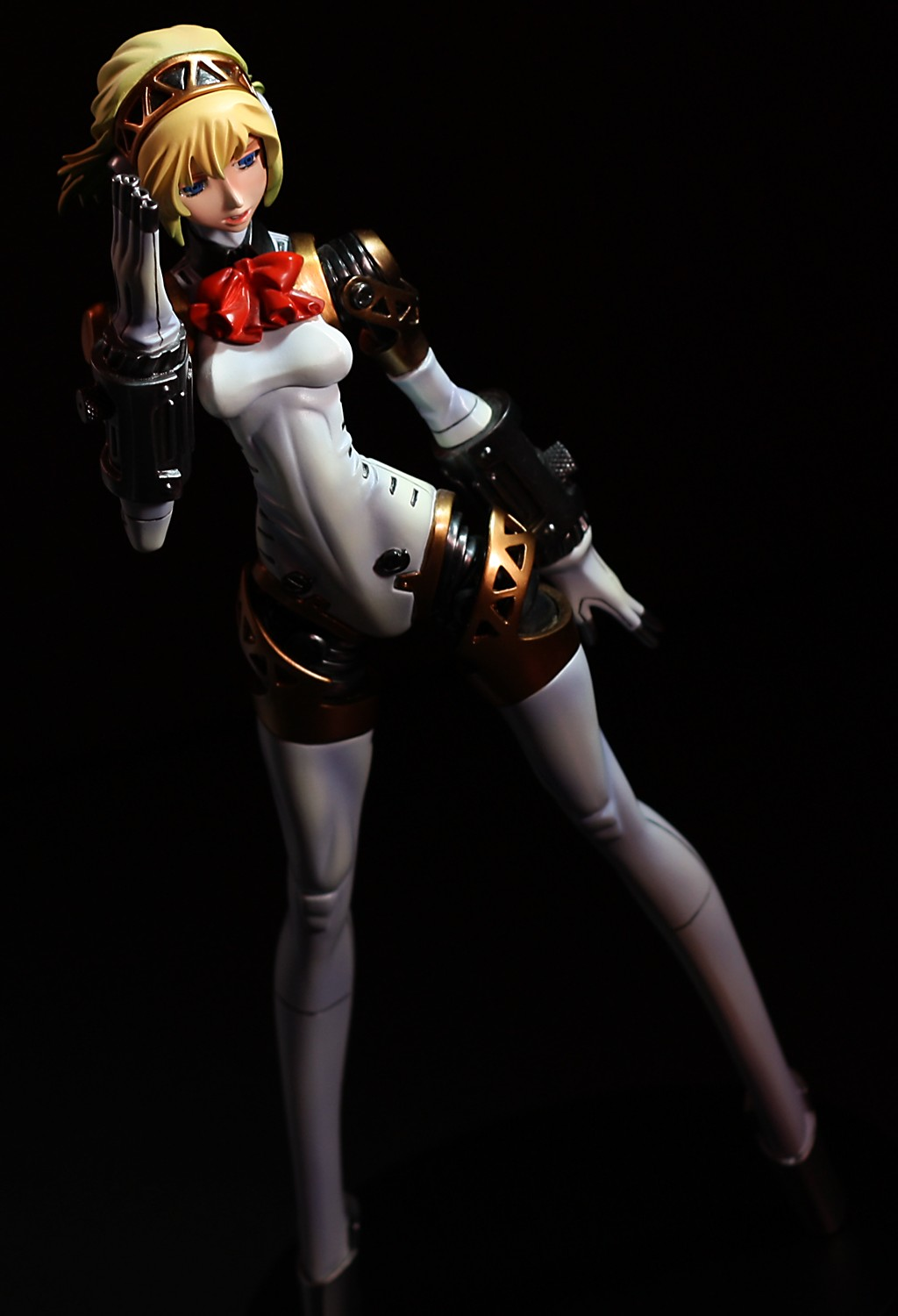 Heavy Gauge Aigis from Persona 3 Review