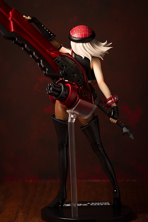 Alisa Amiella from God Eater Burst Figure Review